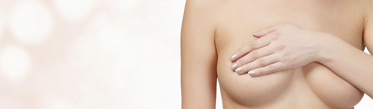 cirugía aumento de pecho
